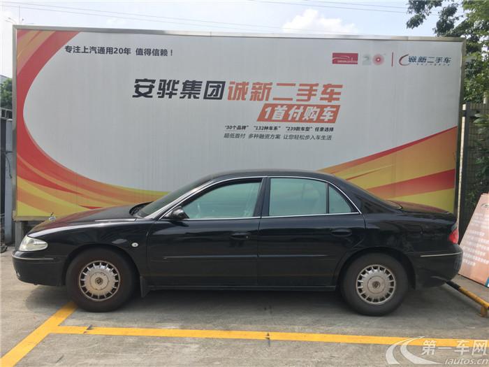 别克君威 2004款 2.5L 自动 G豪华型 (国Ⅱ)