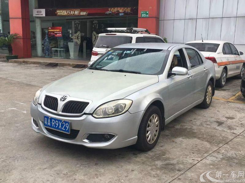 中华骏捷 2011款 1.6L 手动 舒适型 (国Ⅳ)