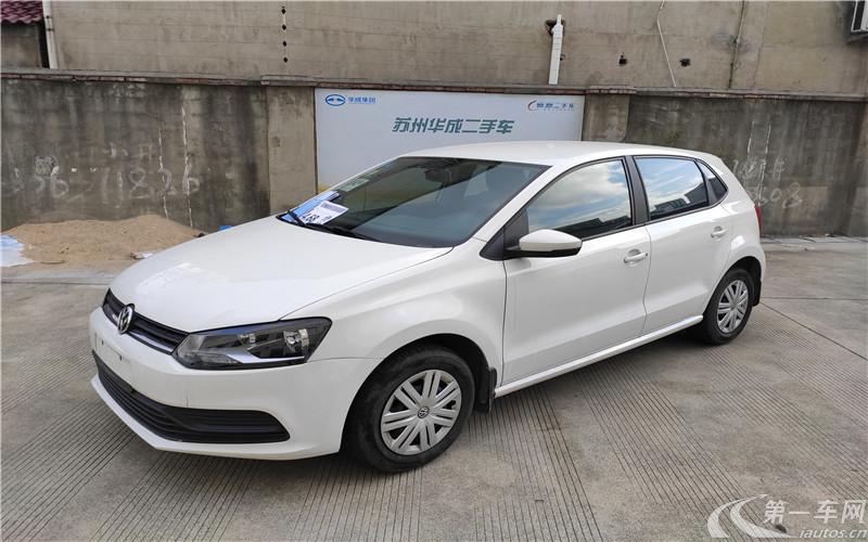 大众POLO 2016款 1.4L 手动 5门5座两厢车 风尚版 (国Ⅴ)