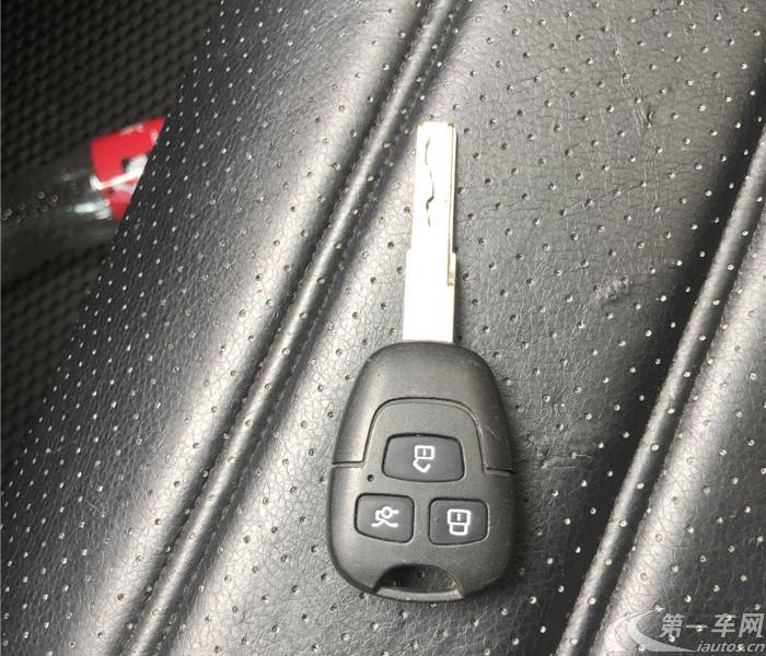 中华V5 2012款 1.5T 自动 四驱 豪华型 (国Ⅳ)