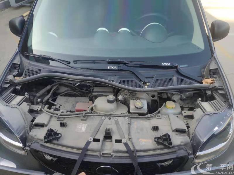 SmartForTwo [进口] 2017款 1.0L 自动 汽油 挚爱特别版