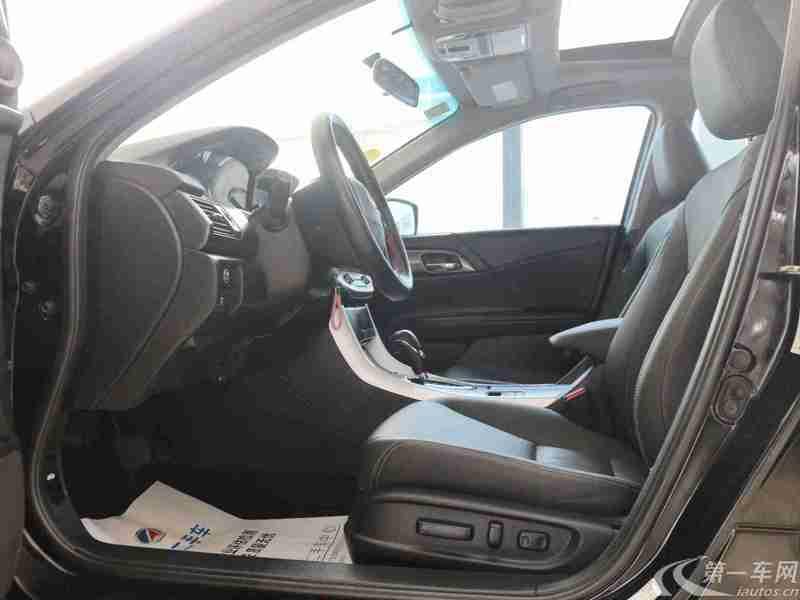 本田雅阁 2007款 2.0L 自动 舒适型 (国Ⅳ)