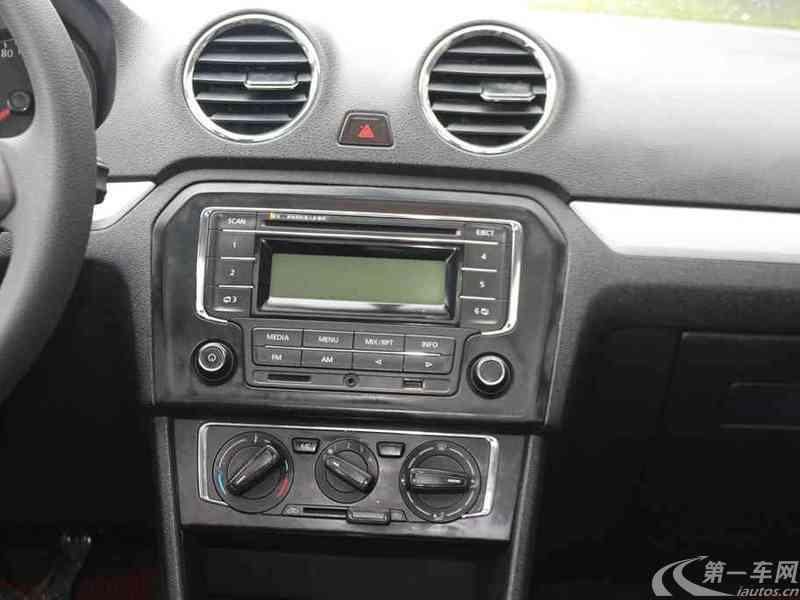 大众捷达 1997款 1.6L 手动 汽油 (国Ⅰ)
