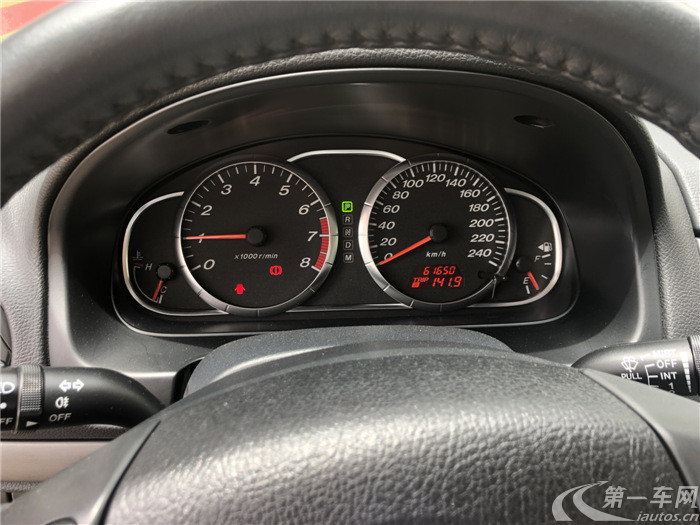 马自达6 2015款 2.0L 自动 经典型 (国Ⅴ)