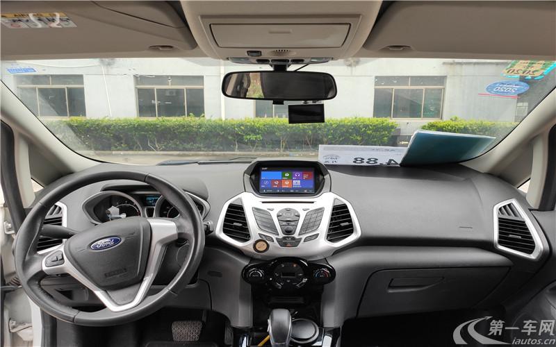 福特翼搏 2013款 1.5L 自动 前驱 风尚型 (国Ⅳ)