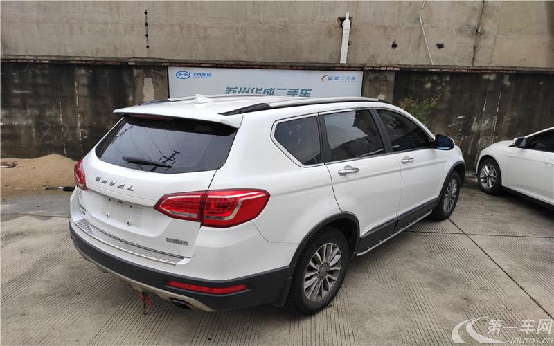 长城哈弗H6 2017款 1.5T 自动 前驱 运动版尊享型 (国Ⅴ)