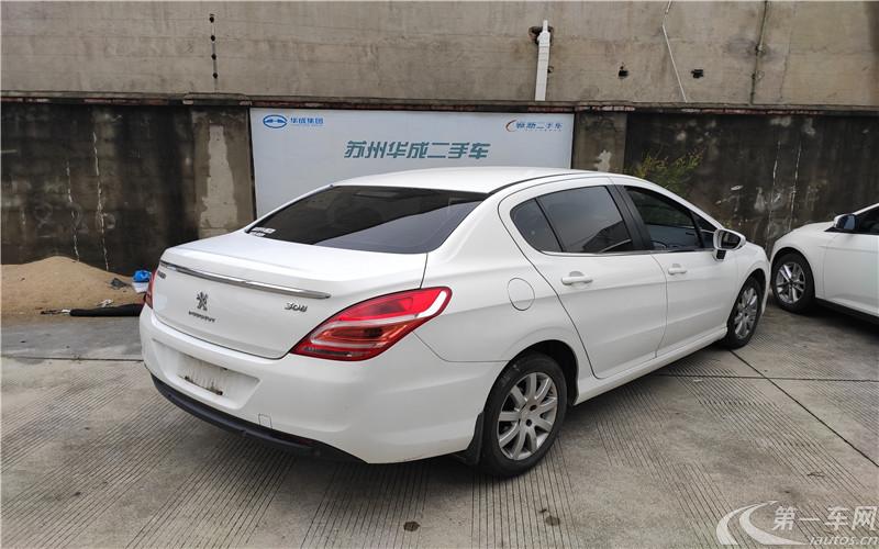 标致308 2014款 1.6L 自动 乐享版优尚型 (国Ⅳ)
