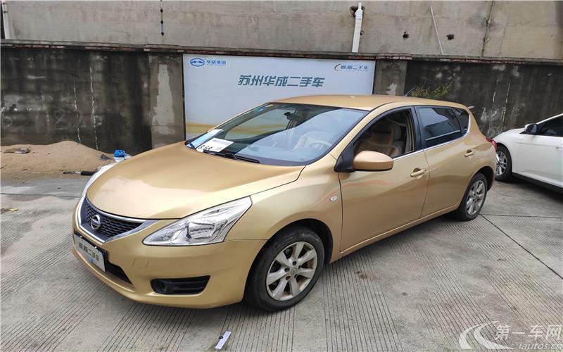 日产骐达 2011款 1.6L 手动 舒适型 (国Ⅳ)