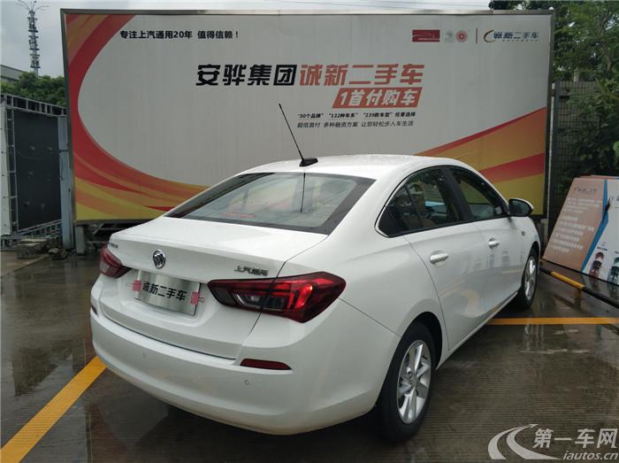 别克凯越 2018款 1.3L 自动 15N豪华型 (国Ⅴ)