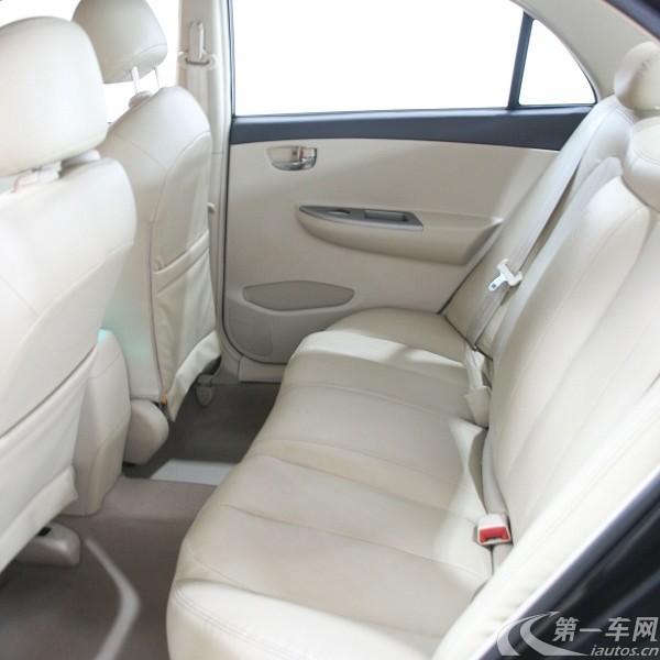 比亚迪G3 2012款 1.5L 手动 豪华型 (国Ⅳ)