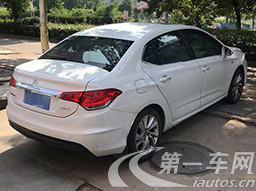 雪铁龙C4L 2014款 1.6T 自动 智驱版劲智型 (国Ⅳ)
