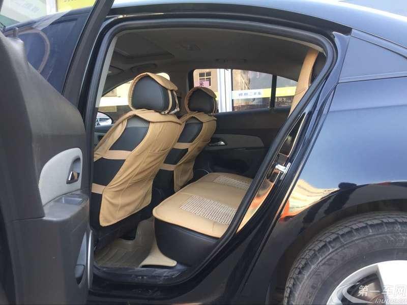 雪佛兰科鲁兹 2012款 1.8L 自动 SE (国Ⅳ)