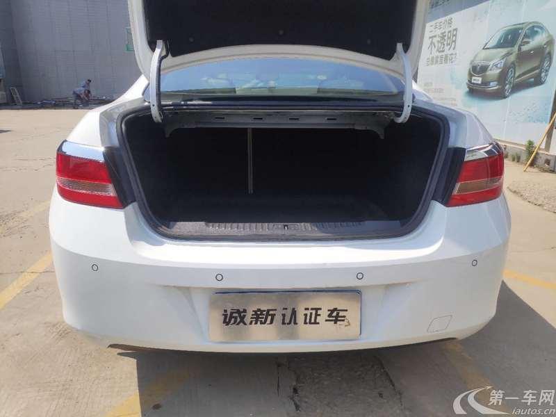 别克英朗XT 2014款 1.6L 手动 进取型 (国Ⅴ)