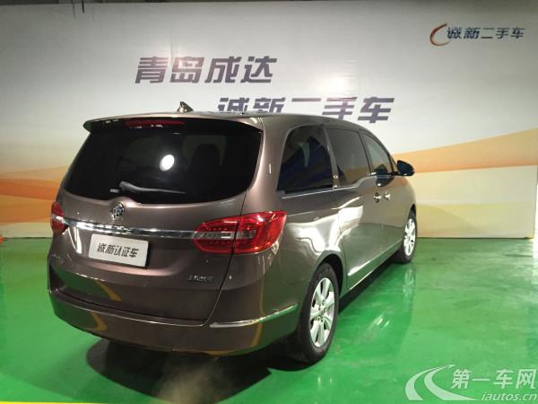 别克GL8 2014款 2.4L 自动 7座 CT豪华商务舒适版 (国Ⅴ)