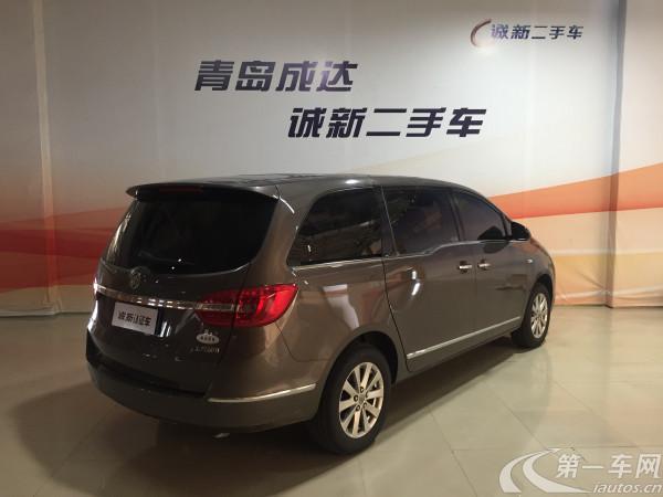 别克GL8 2017款 2.5L 自动 7座 25S豪华型 (国Ⅴ)