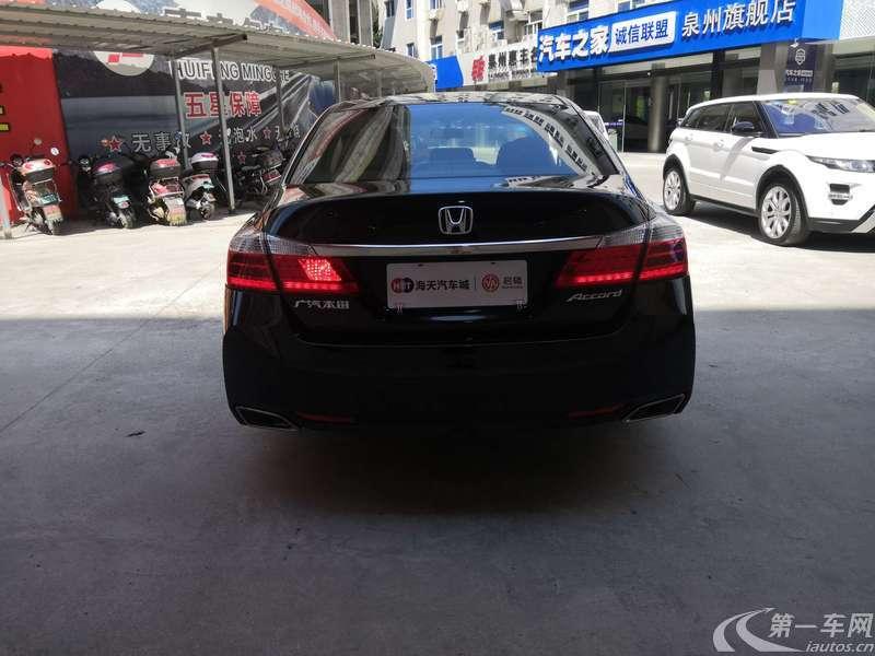 本田雅阁 2014款 2.0L 自动 舒适版LX (国Ⅳ)