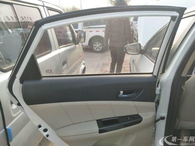 长安悦翔 2015款 1.4L 手动 4门5座三厢车 美满型 (国Ⅳ)
