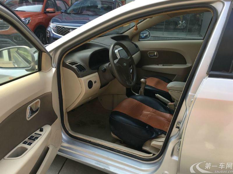 奇瑞风云2 2010款 1.5L 手动 5门5座两厢车 尊贵型 (国Ⅳ)