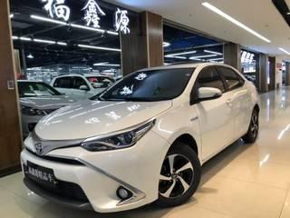 丰田雷凌 双擎 1.8L 自动 V豪华版