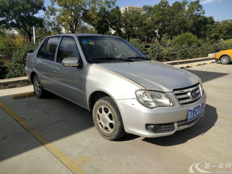 天津一汽夏利N3 2012款 1.0L 手动 实用型 (国Ⅳ)