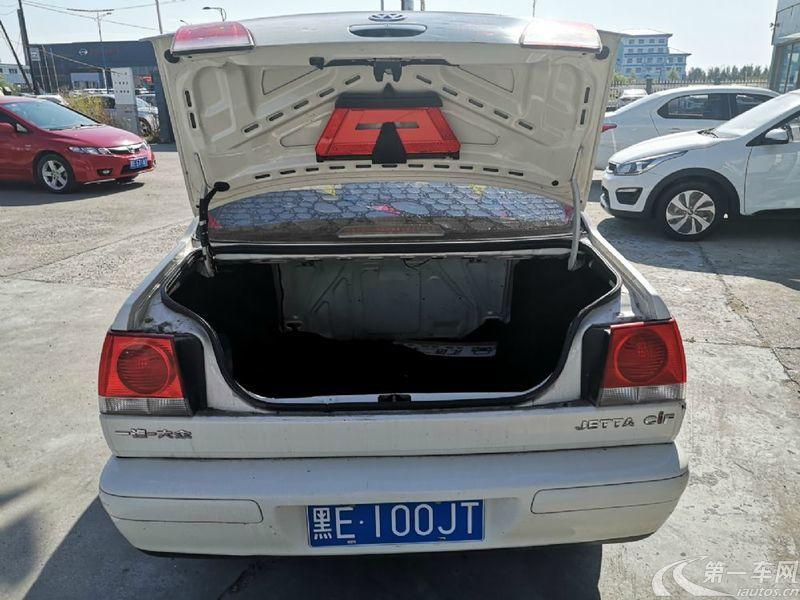 大众捷达 2004款 1.6L 手动 汽油 都市春天基本型 (国Ⅲ)