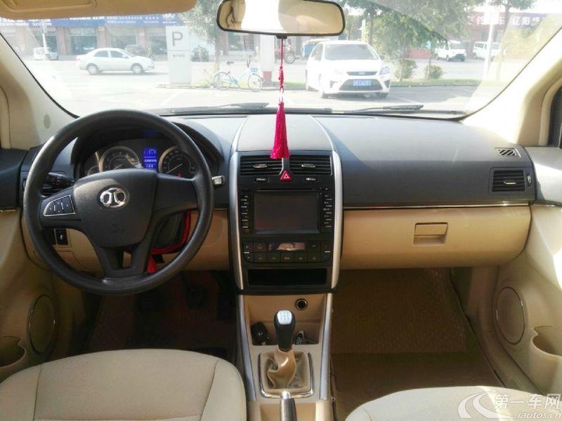 北京汽车E系 2012款 手动 乐尚版 汽油