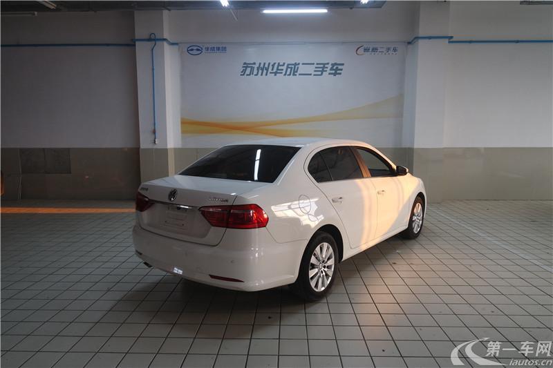 大众朗逸 2013款 1.6L 自动 改款风尚版 (国Ⅴ)
