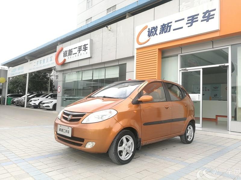 长安奔奔 2006款 1.3L 手动 舒适型 (国Ⅲ带OBD)