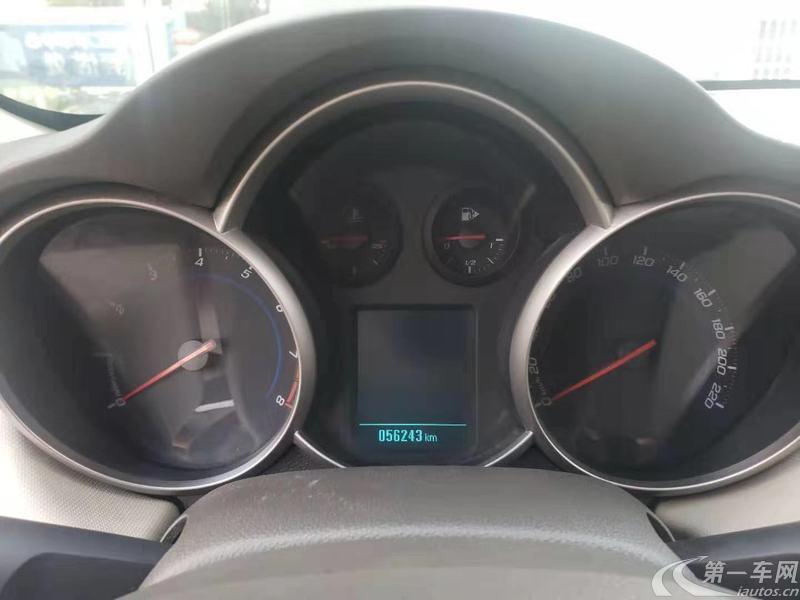 雪佛兰科鲁兹 2015款 1.5L 自动 时尚导航版 (国Ⅴ)