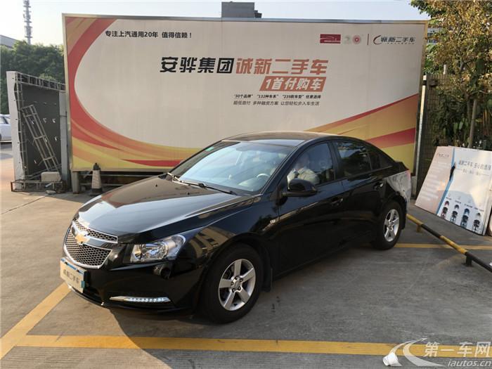雪佛蘭科魯茲 2013款 1.6L 手動 SL (國Ⅳ)