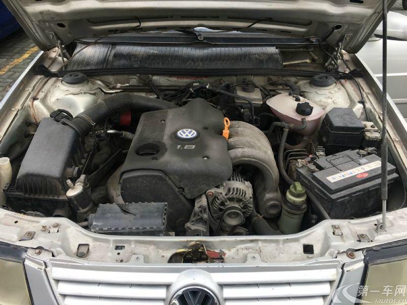 大众桑塔纳3000 2004款 1.8L 手动 舒适型 (国Ⅲ)