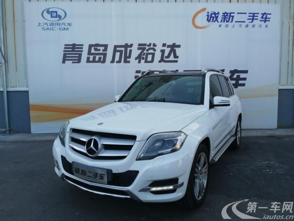 奔驰GLK GLK300 2012款 3.0L 自动 汽油 动感型 (国Ⅳ)