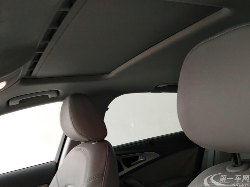 奥迪A6L 30FSI 2012款 2.5L 自动 技术型 (国Ⅳ)