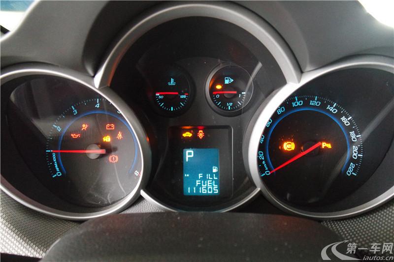 雪佛兰科鲁兹 2009款 1.8L 自动 SE (国Ⅳ)