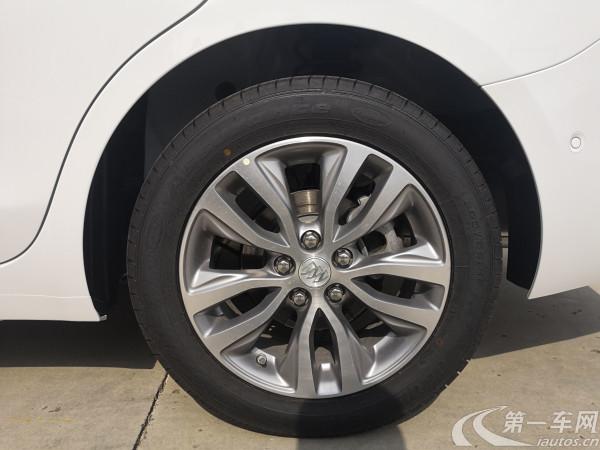别克英朗GT 2016款 1.5L 自动 15N进取型 (国Ⅴ)