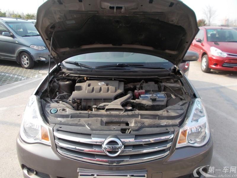 日产轩逸 2009款 1.6L 自动 XL豪华天窗版 (国Ⅲ)