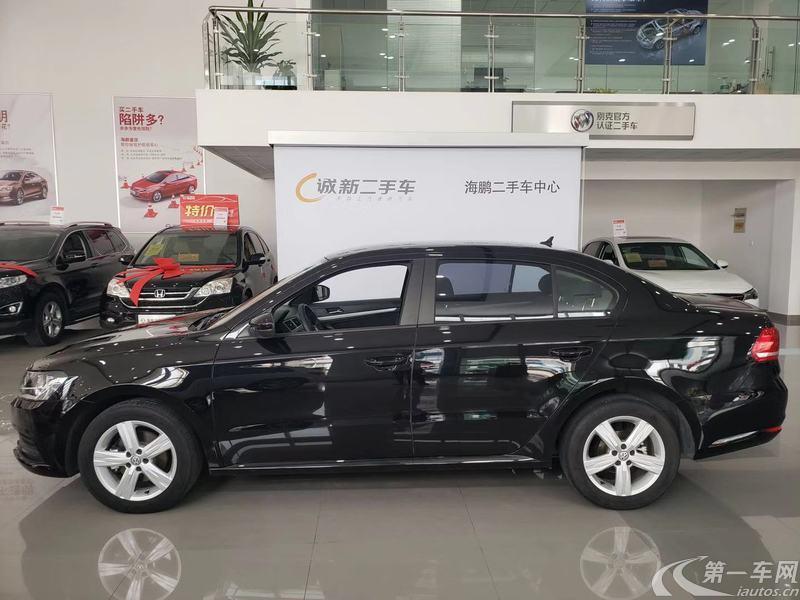 大众朗逸 2017款 1.6L 自动 风尚版 (国Ⅴ)