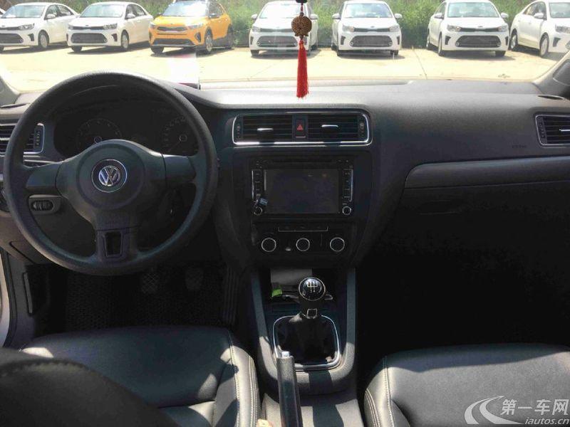 大众2012款 1.6L 手动 舒适型 (国Ⅳ)