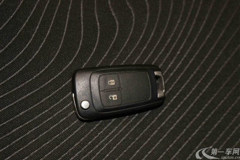 别克昂科拉 2013款 1.4T 自动 前驱 GL都市领先型 (国Ⅳ)