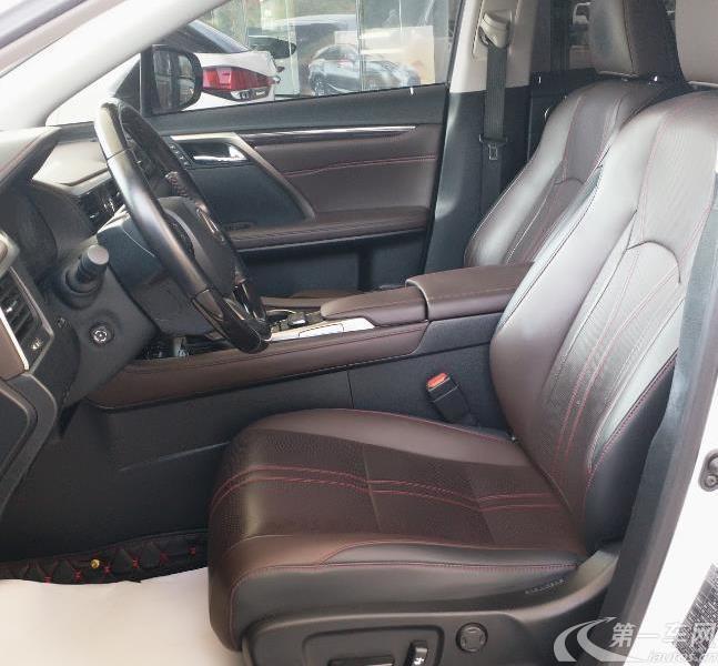 雷克萨斯RX 450h [进口] 2016款 3.5L 自动 四驱 尊贵版