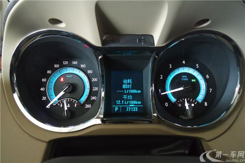 别克君越 2012款 2.4L 自动 舒适版 (国Ⅳ)
