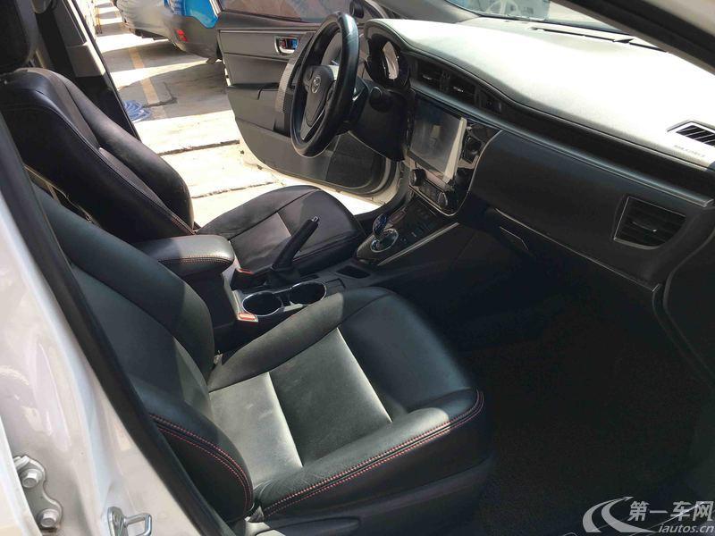 丰田卡罗拉 2014款 1.8L 自动 GLX-i (国Ⅴ)