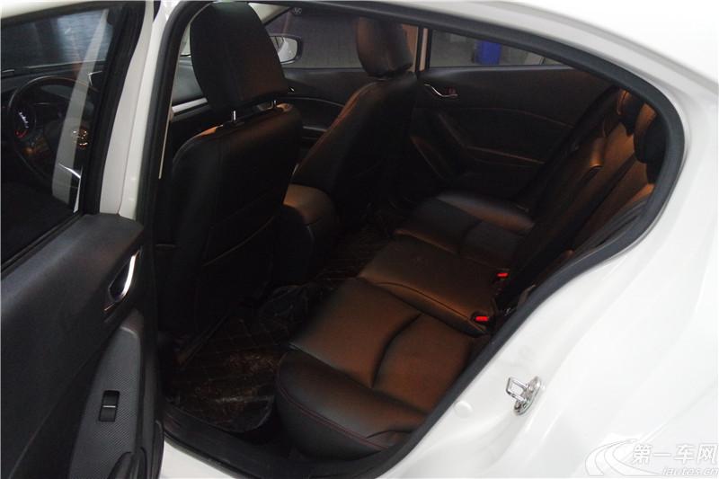 马自达3昂克赛拉 2014款 1.5L 自动 舒适型 (国Ⅴ)