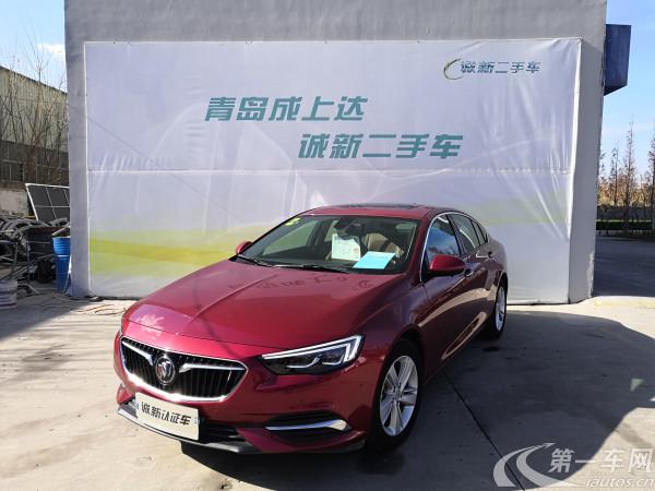 别克君威 2017款 1.8L 自动 30H精英型 (国Ⅴ)