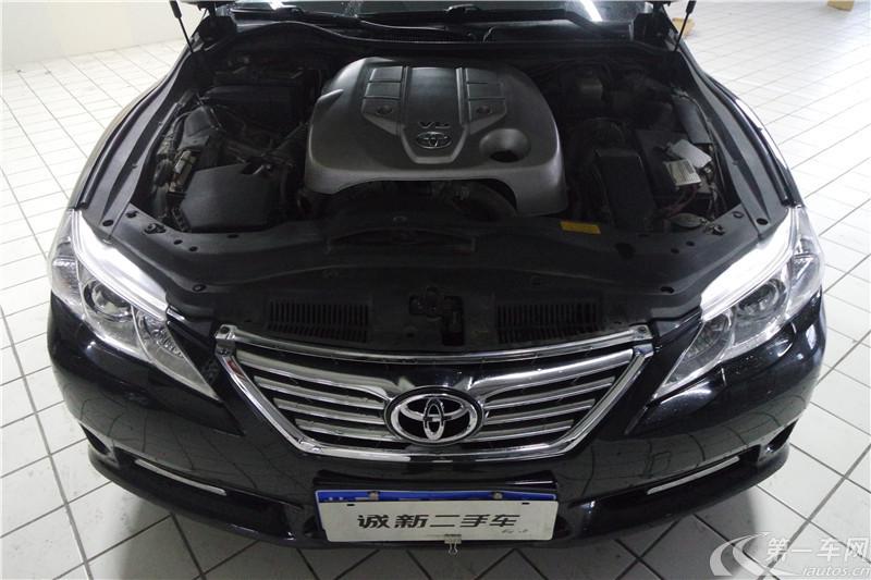 丰田锐志 2011款 2.5L 自动 V风度菁英版 (国Ⅳ)