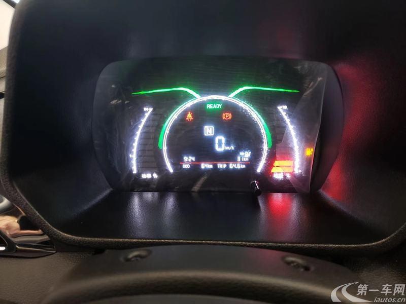 北京汽车新能源EC180 2017款 自动 灵动版 纯电动