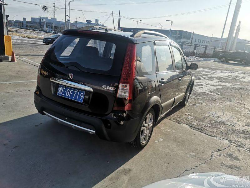 东风景逸 2010款 1.5L 手动 5座 标准型