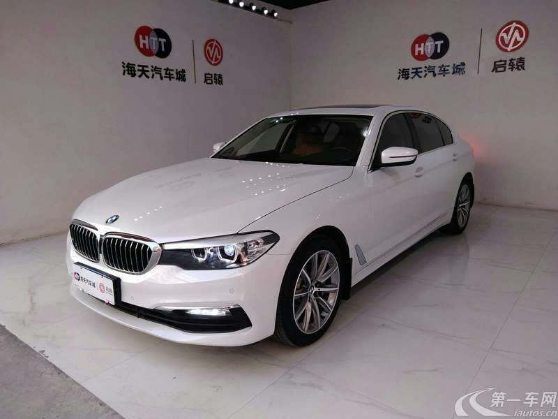 宝马528Li 2018款 2.0T 自动 汽油 上市特别版 (国Ⅴ)