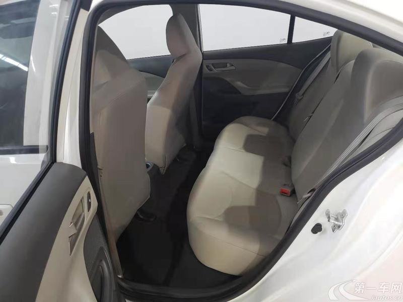 雪佛兰赛欧 2012款 1.4L 手动 优逸版 (国Ⅳ)
