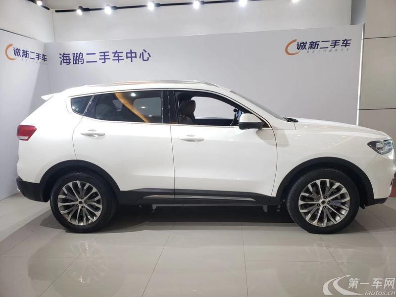长城哈弗H6 蓝标 2017款 1.5T 自动 前驱 领尚型 (国Ⅴ)